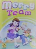 Copertina dell'audiolibro Merry Team 4