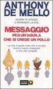 Copertina dell'audiolibro Messaggio per un'aquila che si crede un pollo