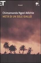 Copertina dell'audiolibro Metà di un sole giallo di ADICHIE, Chimamanda Ngozi