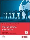 Copertina dell'audiolibro Metodologie operative di GRIECO, A. - PETRELLI, V.
