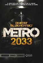 Copertina dell'audiolibro Metro 2033 di GLUKHOVSKY, Dmitry