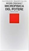 Copertina dell'audiolibro Microfisica del potere di FOUCAULT, Michel