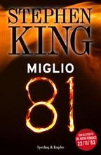 Copertina dell'audiolibro Miglio 81 di KING, Stephen