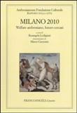 Copertina dell'audiolibro Milano 2010: welfare ambrosiano, fututro cercasi di LODIGIANI, Rosangela (a cura di)