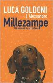 Copertina dell'audiolibro Millezampe: gli animali si raccontano