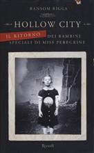 Copertina dell'audiolibro Miss Peregrine: Hollow city di RIGGS, Ransom