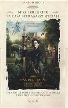 Copertina dell'audiolibro Miss Peregrine: la casa dei ragazzi speciali di RIGGS, Ransom