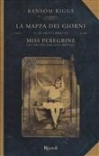Copertina dell'audiolibro Miss Peregrine: La mappa dei giorni di RIGGS, Ransom