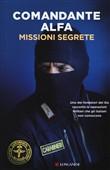 Copertina dell'audiolibro Missioni segrete di COMANDANTE ALFA