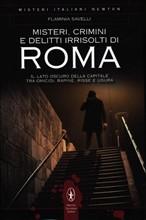 Copertina dell'audiolibro Misteri, crimini e delitti irrisolti di Roma di SAVELLI, Flaminia