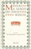 Copertina dell'audiolibro Misteri e magie dei paesi baschi di ^Misteri...
