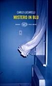Copertina dell'audiolibro Mistero in blu