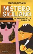 Copertina dell'audiolibro Mistero siciliano. Le indagini della zia Poldi