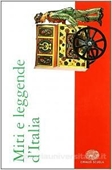 Copertina dell'audiolibro Miti e leggende d'Italia di CAMPO, Vincenzo