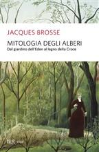 Copertina dell'audiolibro Mitologia degli alberi di BROSSE, Jacques