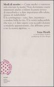 Copertina dell'audiolibro Modi di morire di HEATH, Iona