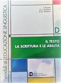 Copertina dell'audiolibro Moduli di Educazione linguistica – vol.D di ROSATO, I. - BARBIERI, G.L. - MATTIOLI, A.M.