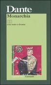 Copertina dell'audiolibro Monarchia di ALIGHIERI, Dante