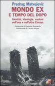 Copertina dell'audiolibro Mondo – ex di MATVEJEVIC, Predrag