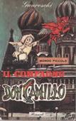 Copertina dell'audiolibro Mondo piccolo. Il compagno Don Camillo di GUARESCHI, Giovannino