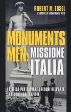 Copertina dell'audiolibro Monuments men di EDSEL, Robert M.  - WITTER, Bret