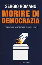 Copertina dell'audiolibro Morire di democrazia