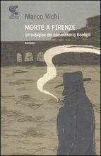 Copertina dell'audiolibro Morte a Firenze di VICHI, Marco