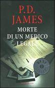 Copertina dell'audiolibro Morte di un medico legale di JAMES, Phyllis Dorothy