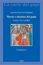 Copertina dell'audiolibro Morte e elezione del papa: il Medioevo di PARAVICINI BAGLIANI, Agostino