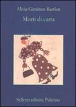Copertina dell'audiolibro Morti di carta di GIMENEZ BARTLETT, Alicia