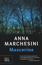 Copertina dell'audiolibro Moscerine di MARCHESINI, Anna