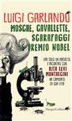 Copertina dell'audiolibro Mosche, cavallette, scarafaggi e Premio Nobel di GARLANDO, Luigi