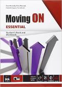 Copertina dell'audiolibro Moving on – Student's Book and Workbook di KENNEDY, Clare - MAXWELL, Clare