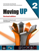 Copertina dell'audiolibro Moving up 2 – Student's book and workbook