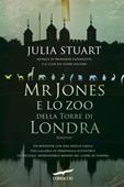 Copertina dell'audiolibro Mr. Jones e lo zoo della torre di Londra