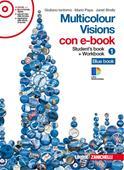 Copertina dell'audiolibro Multicolour Visions 1
