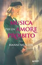 Copertina dell'audiolibro Musica per un amore proibito di MUNZER, Hanni