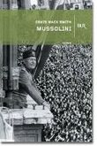 Copertina dell'audiolibro Mussolini di MACK SMITH, Denis