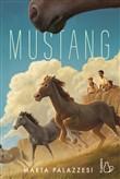 Copertina dell'audiolibro Mustang di PALAZZESI, Marta