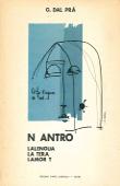 Copertina dell'audiolibro N Antro: lalengua, la tera, lamor t di DAL PRA', Giancarlo