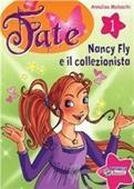 Copertina dell'audiolibro Nancy Fly e il collezionista