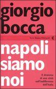 Copertina dell'audiolibro Napoli siamo noi di BOCCA, Giorgio