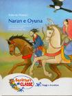 Copertina dell'audiolibro Naran e Oyuna di PIUMINI, Roberto