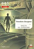 Copertina dell'audiolibro Nascita del Superuomo di STURGEON, Theodore
