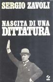 Copertina dell'audiolibro Nascita di una dittatura di ZAVOLI, Sergio