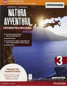 Copertina dell'audiolibro Natura avventura 3 di BO, Gianfranco - DEQUINO, Silvia