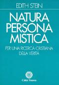 Copertina dell'audiolibro Natura persona mistica di STEIN, Edith