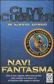 Copertina dell'audiolibro Navi fantasma di CUSSLER, Clive