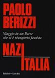 Copertina dell'audiolibro NazItalia. Viaggio in un paese che si è riscoperto fascista