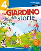 Copertina dell'audiolibro Nel giardino delle storie – letture